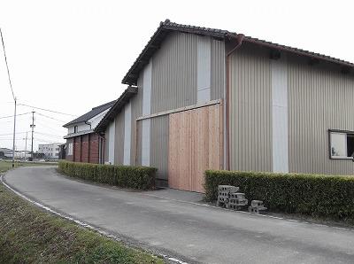 農業倉庫 コンバイン出入り口工事 (5).jpg